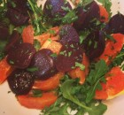 Cara Cara Orange and Beet Salad